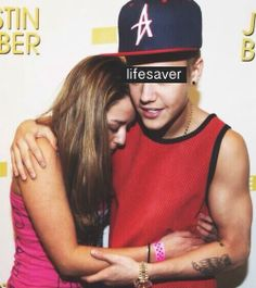 You see Justin Bieber as the 'bad boy pop star' we see Justin as our lifesaver.