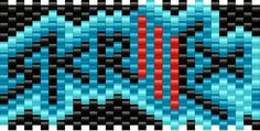 Skrillex Kandi Pattern