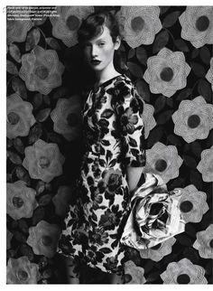 Chantal Stafford Abbott by Leda & St. Jacques for Elle Canada
