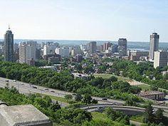 Hamilton, Ontario, The Playground of my early twenties.