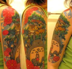 studio ghibli tatto - Buscar con Google