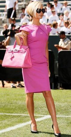 Victoria Beckham, you betta work!