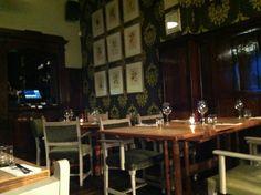 The Ealing Park Tavern. British £40. 4*