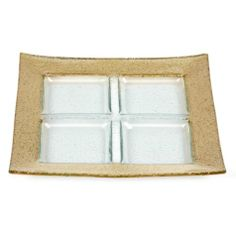 Luxe Square Serving Tray - Gold from Z Gallerie