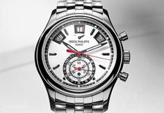 Brand new Patek Philippe!! Live from Basel world. Annual calendar chronograph for the 1st time in stainless steel!