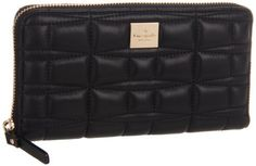 Kate Spade New York Signature Spade Leather-Lacey  Wallet,Black,One Size Kate Spade, http://www.amazon.com/dp/B007PRAJ9I/ref=cm_sw_r_pi_dp_XTgHqb01WVB4X