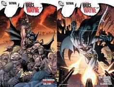 Batman - The Return of Bruce Wayne