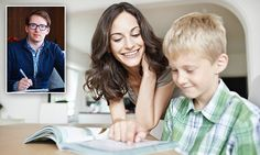 Top tutor Mark Maclaine, who co-founded Tutorfair, believes that parents are making a major mistake when they focus on their youngsters' brain power rather than their work ethic and drive.