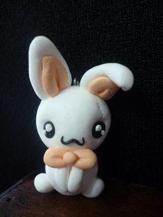 rabbit fimo