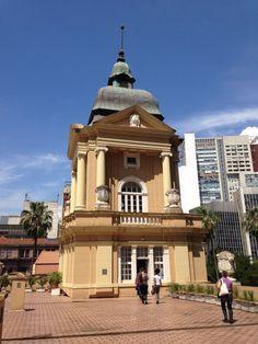 Torreão do MARGS - Museu de Arte do Rio Grande do Sul