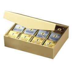 Scharffen Berger Chocolate Tasting Squares Box, 8.4 Ounce