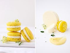lemon verbena macarons recipe macaron recipes see more lemon verbena ...