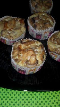 Egg White and Mushroom Muffin Recipe