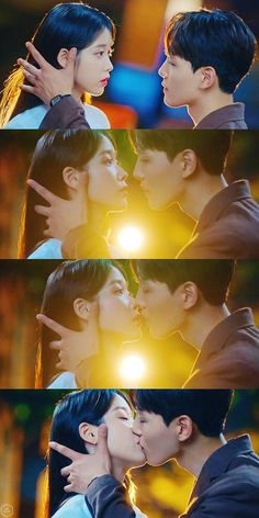 Couple Wallpaper, Pink Wallpaper, Jin Goo, Romantic Moments, Moon Lovers, Boys Over Flowers, Thai Drama, Kdrama Actors, Drama Korea