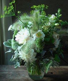 greens & whites