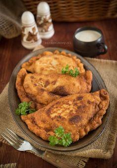 Mirabelkowy blog: Czebureki Tandoori Chicken, Good Food, Food And Drink, Appetizers, Polish Food, Ethnic Recipes, Gastronomia, Appetizer, Entrees