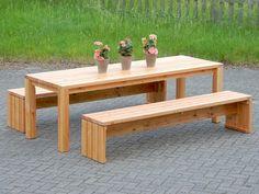 Gartenmöbel Holz Set Mit Bank ~ 14 besten gartenmöbel set 3 heimisches holz made in germany