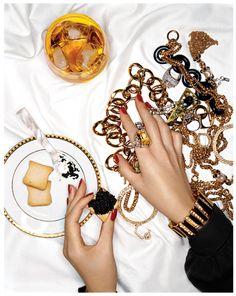 Jewelry appetizer