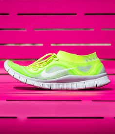 Introducing the Nike Free Flyknit.