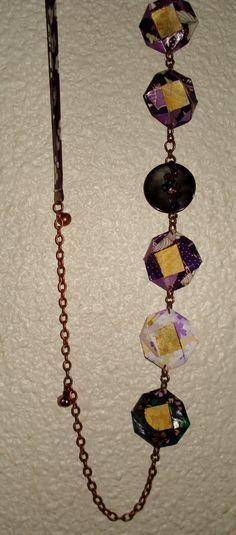 Collier diverses techniques