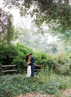 Effortless Outdoor San Jose Wedding   Simple Lavender Wedding Ideas