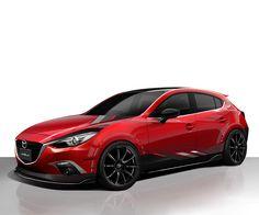 "The KODO: ""Soul of Motion"" design language creates dynamic motion with a sense of life... #Mazda #Axela #Atenza"