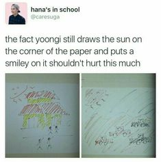 This is how a kindergartener draws but.. XD