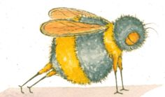 yoga bee greeting cards by @Sunil Kanderi Mehra Bee and Me Greeting Cards
