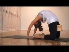 Kapotasana with Maria Villella (great tips to work towards the full expression)