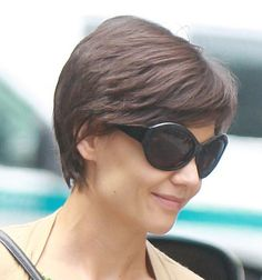 katie holmes hairstyles pictures | Katie Holmes Short Haircuts with Layers