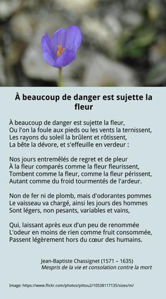 À beaucoup de danger