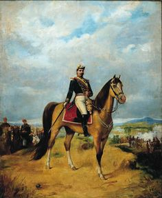 General Joaquín Crespo después de la batalla La Victoria, 1895 Emilio Mauri