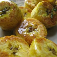 """Sauteed Sweet Plantains (Tajaditas Dulces de Platano) I """"Delicious!! I was playing around with different methods and I wound up putting the sugar directly in the oil/butter, which worked ten times better."""""""