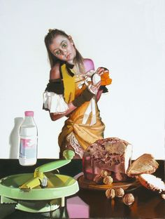 Stefania Massaccesi olio su tela cm 80x60 Princess Zelda, Disney Princess, Opera, Disney Characters, Fictional Characters, Art, Art Background, Opera House, Kunst