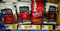 New Printable Coupon For Eight OClock Coffee And Walmart Matchup!