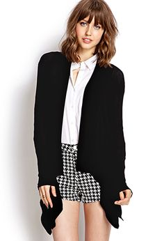 Sleek Cardigan | FOREVER21 - 2000061118