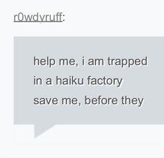 Haiku Factory