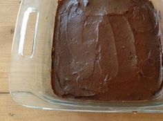 Dr. Fuhrman's Fudgy Black Bean Brownies