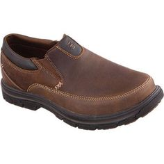98a1cb18479 Men s Skechers Relaxed Fit Segment The Search Brown (US Men s 9 M (Regular)