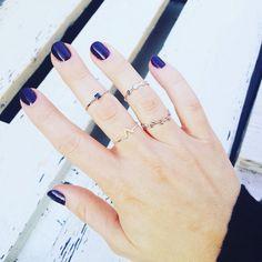 Los anillos de plata 925 más increíbles en www.nuups.com