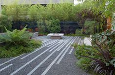Easy Desert Landscaping Tips That Will Help You Design A Beautiful Yard Modern Landscape Design, Landscape Plans, Modern Landscaping, Landscape Architecture, Backyard Landscaping, Modern Planting, Landscaping Melbourne, Landscaping Design, Architecture Design