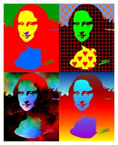 Pop Art Portrait Lessons