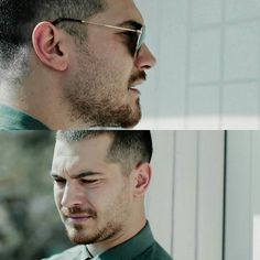 Sarp Yılmaz #içerde #cagatayulusoy ❤️ (Sorry friends for spamming the pics from the same scene but tbh I really love coolness of çao here in this scene )
