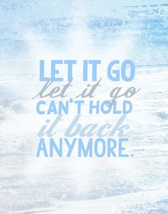 disney's frozen let it go... digital file by studiomarshallarts, $5.00