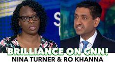 Two Rational Voices Discuss 'Kamala Vs. Bernie' On CNN