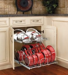 Kitchen Cabinet Best 26 Good View Pots And Pans Kitchen Storage Pots And Pans Kitchen Storage. Kitchen Storage Cabinets For Pots And Pans. Kitchen Pots And Pans Storage Ideas. Pots And Pans Storage Small Kitchen.