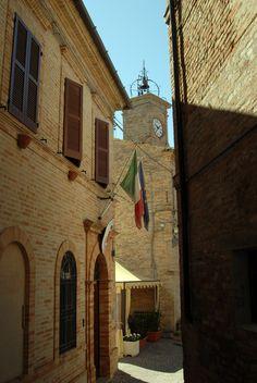 Palazzo comunale #marcafermana #maglianoditenna #fermo #marche