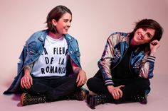 Tegan and Sara on Why There's 'No Excuse' for the Lack of Diversity at Music Festivals | Glamour