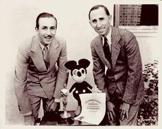 Disney & Mickey 1932