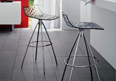 stools with small back - Google Search